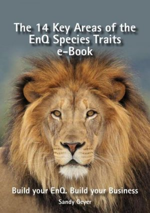 14 key areas of the EnQ Species Traits
