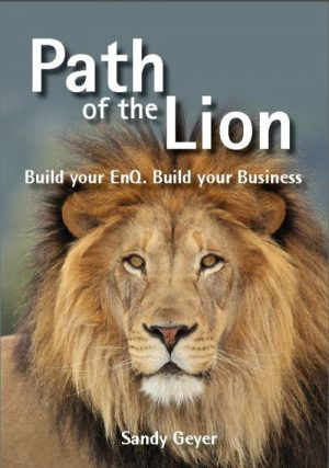 Path of the Lion Hard Copy Book